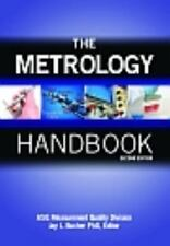 The Metrology Handbook by Jay L. Bucher (2012, Hardcover)