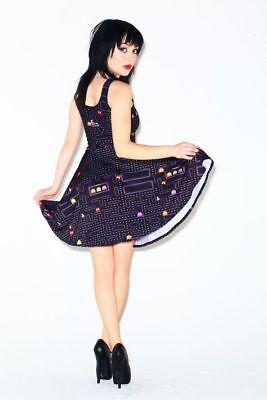 Batman BNWT Cosplay Size S-4XL UK Seller DC Comics The Riddler Skater Dress
