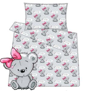 Crib-Moses-basket-Baby-cot-Toddler-cot-bed-duvet-cover-pillowcase-100-cotton