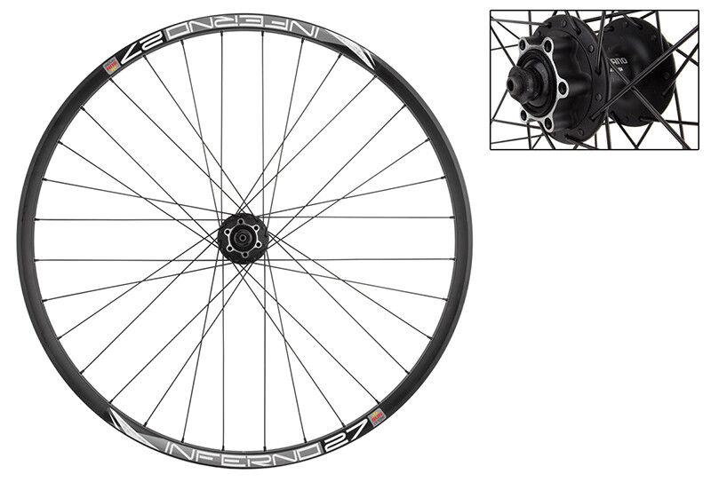 WM Wheel Front 29 622x23 Sonne Inferno-27 Bk Bk Bk 32 M475l Bk 100mm Dti2.0bk 004a1d