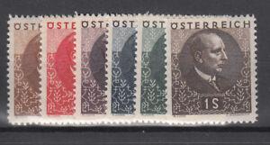 Osterreich-ANK-Nr-512-517