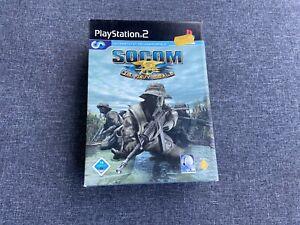SOCOM-u.s. navy seals (Sony Playstation 2, 2003, DVD-BOX)