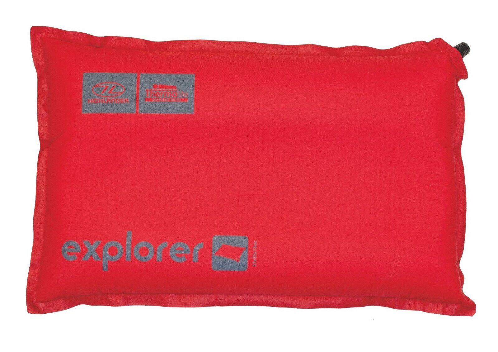 EXPLORER Self gonfler oreiller - Autogonflant de couchage Camping Camping Camping Militaire 4f29c9