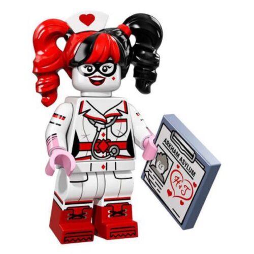 Nurse LEGO® Batman Movie Series™ Harley Quinn Minifigure