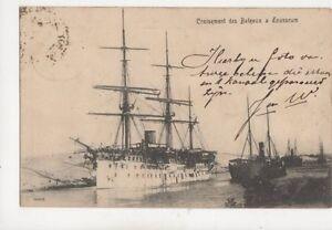 Croisement Des Bateaux a Foussoum Egypt 1904  Postcard 115b - Aberystwyth, United Kingdom - Croisement Des Bateaux a Foussoum Egypt 1904  Postcard 115b - Aberystwyth, United Kingdom