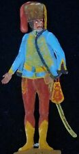 Esterhazy-Husaren 1762 (HR 5) - Albertina-Handschrift - Zinnfigur 90mm - bemalt