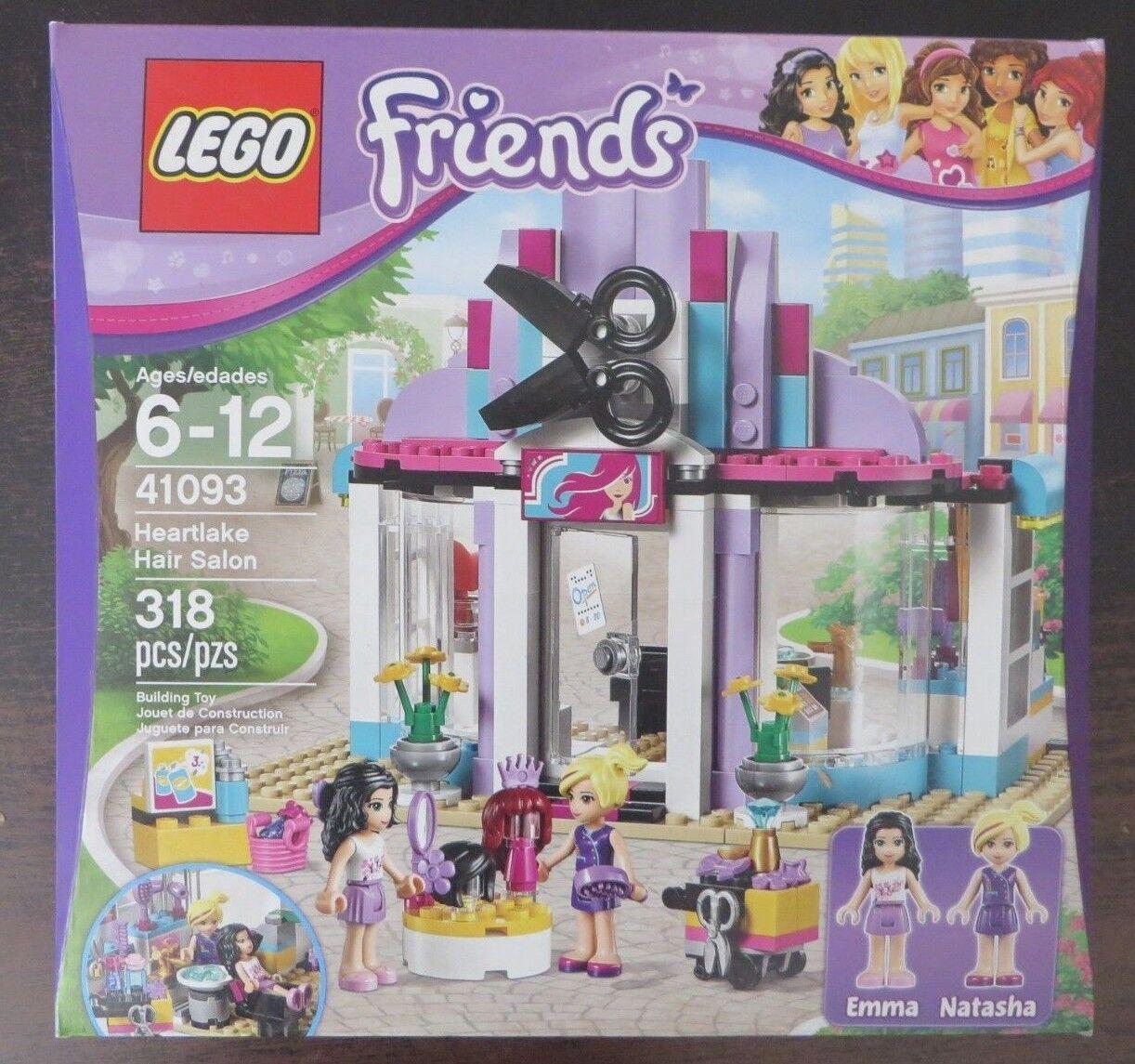 Lego 41093 - Friends - Heartlake Hair Salon -  Retired - NISB