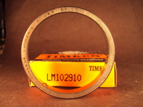 Timken LM102910 Tapered Roller Bearing Cup