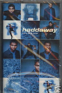 mc-HADDAWAY-LET-039-S-DO-IT-NOW-audio-tape-cassette-sealed