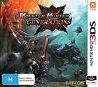 Monster Hunter: Generations (Nintendo 3DS, 2016)