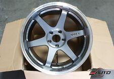 """*DIY Display Wheel table* Rays Volk Racing LE37T LE37 19"""" 19x10.5 5x114 GunMetal"""
