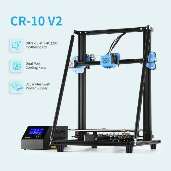 Creality CR-10 V2 | stampante 3D | 3D printer