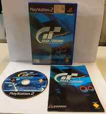 SONY Playstation 2 PS2 PAL ITALIANO GRAN TURISMO CONCEPT 2002 TOKYO-GENEVA Ita