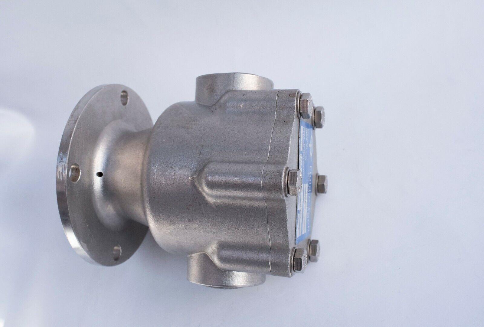 Rotoflow PO4040 Rotary Vane Pump 1400LPH 20Bar High Pressure Reverse Osmosis