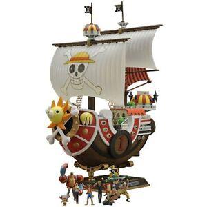 One Ships Submarine Kits Piece: Thousand Sunny Ship New World Ver. Plastic Model