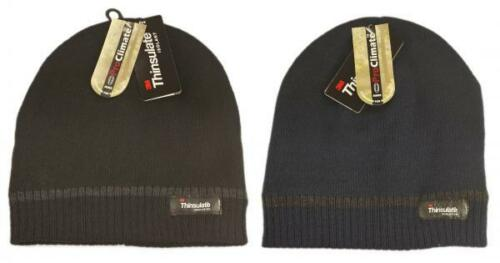 Winter Gift 769 3M Thinsulate Insulation Men/'s Stripe Thinsulate Hat