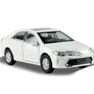 Toyoda-Kamimizu-Model-Cars-1-36-Toys-Collection-amp-Gifts-Alloy-Diecast-White-New