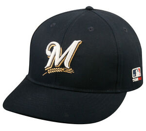 Milwaukee Brewers Replica Baseball Cap Adjustable Youth or Adult Hat