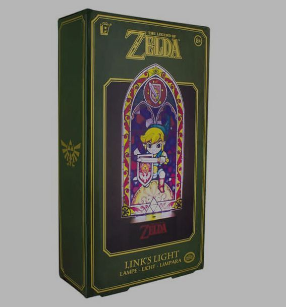 The Zelda Legend of Zelda The Links Light - Great gift idea for Legend of Zelda fans e4d14e