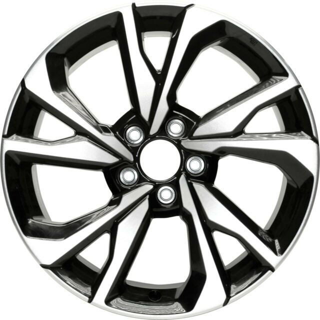 Honda Rims For Sale >> Honda Civic Si 18 Alloy Rims With Tires Set Of 4 5lug 18x8