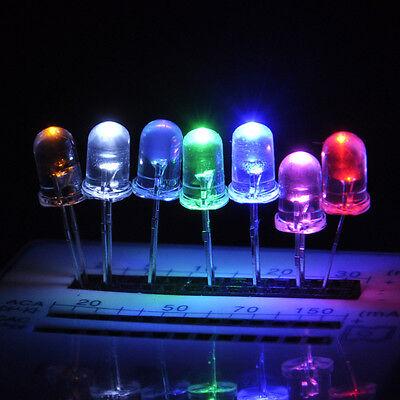 70PCS 7 Color 5mm LED For Green Blue Red ...... Light 5mm For Arduino Light cube