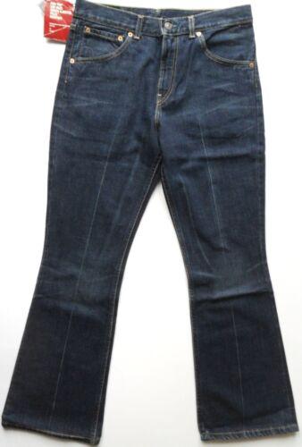 Jeans Vintage LEVI/'s Ragazze Red Tab 525 BOOT CUT CERNIERA Denim Indigo piegate