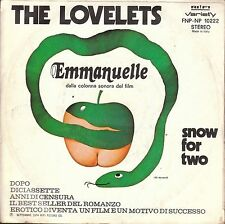 4966  THE LOVELETS  SNOW FOR TWO