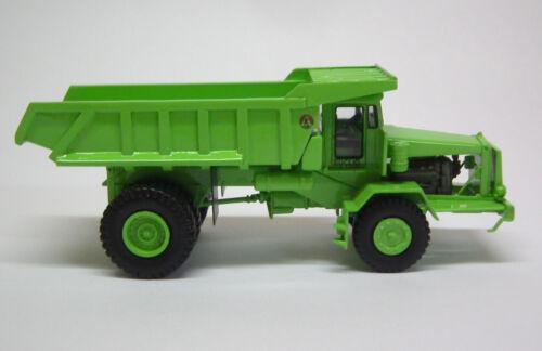 HO 1/87 Euclid R45 Dump Truck 4x2 - Handmade Resin Model by Fankit Models