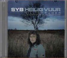 Syb Van Der Ploeg-Heilig Vuur Promo cd maxi single