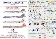 Model Alliance 1/48 BAC/EE Canberra Part 1 # 48127
