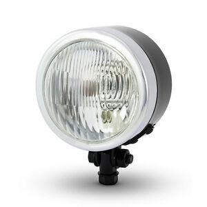 4-1-2-034-Noir-et-Chrome-Phare-12v-55w-pour-BMW-Boxer-Projet-Personnalisable