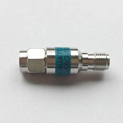 2W SMA Attenuator 30DB SMA Plug male to Jack female 2Watt DC-6Ghz