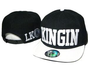 New-Fashion-Last-Kings-Adjustable-Baseball-Rock-Cap-Snapback-Cool-Hip-Hop-Hat