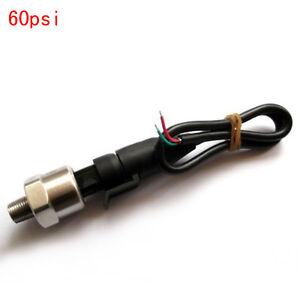 H3E# 1//8NPT 0.5-4.5V Stainless Steel Pressure Transducer Oil Fuel Sender Sensor