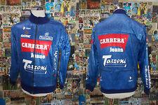 giacca jacket ciclismo bike shirt maillot trikot CARRERA NALINI B69