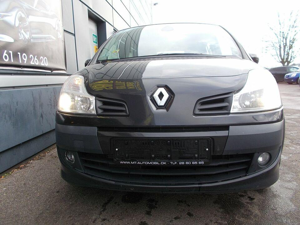Renault Modus 1,5 dCi 65 Diesel modelår 2008 km 192000 Sort