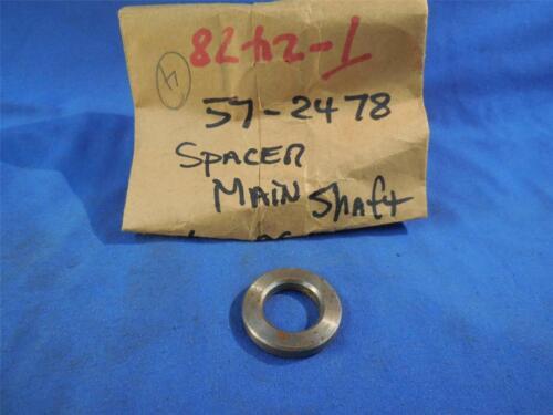Triumph 57-2478 NOS Main Shaft Spacer  NP123