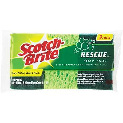 3000 Scotch-Brite™ Professional Power Sponge 5 Pack