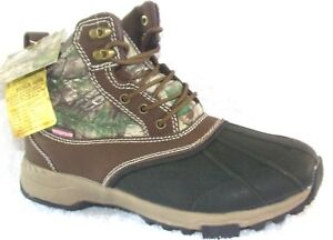 8e716cee3d6d1 Details about New Realtree Girl Ms Denver Women's Waterproof Lace Up Camo  Sneaker Sport Boots