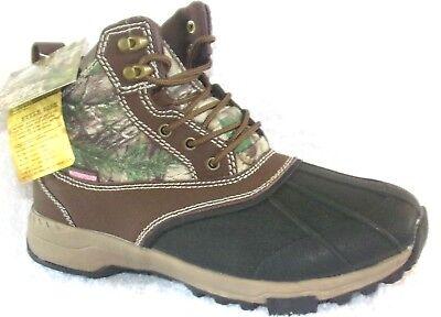 realtree hiking boots