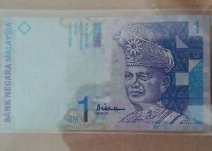 RM-1-Ringgit-CR-prefix-Unissued-Banknote-1999-Ali-Center-Malaysia-rare