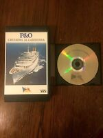 P&O Cruising Is Canberra DVD Video - SS Canberra
