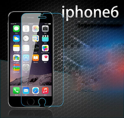 High Transparency Tempered Glass Screen Protector For Apple IPhone 5/5S  6/6Plus