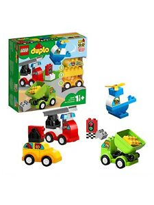 BRAND-NEW-LEGO-DUPLO-MY-FIRST-CAR-CREATIONS-10886-SEALED