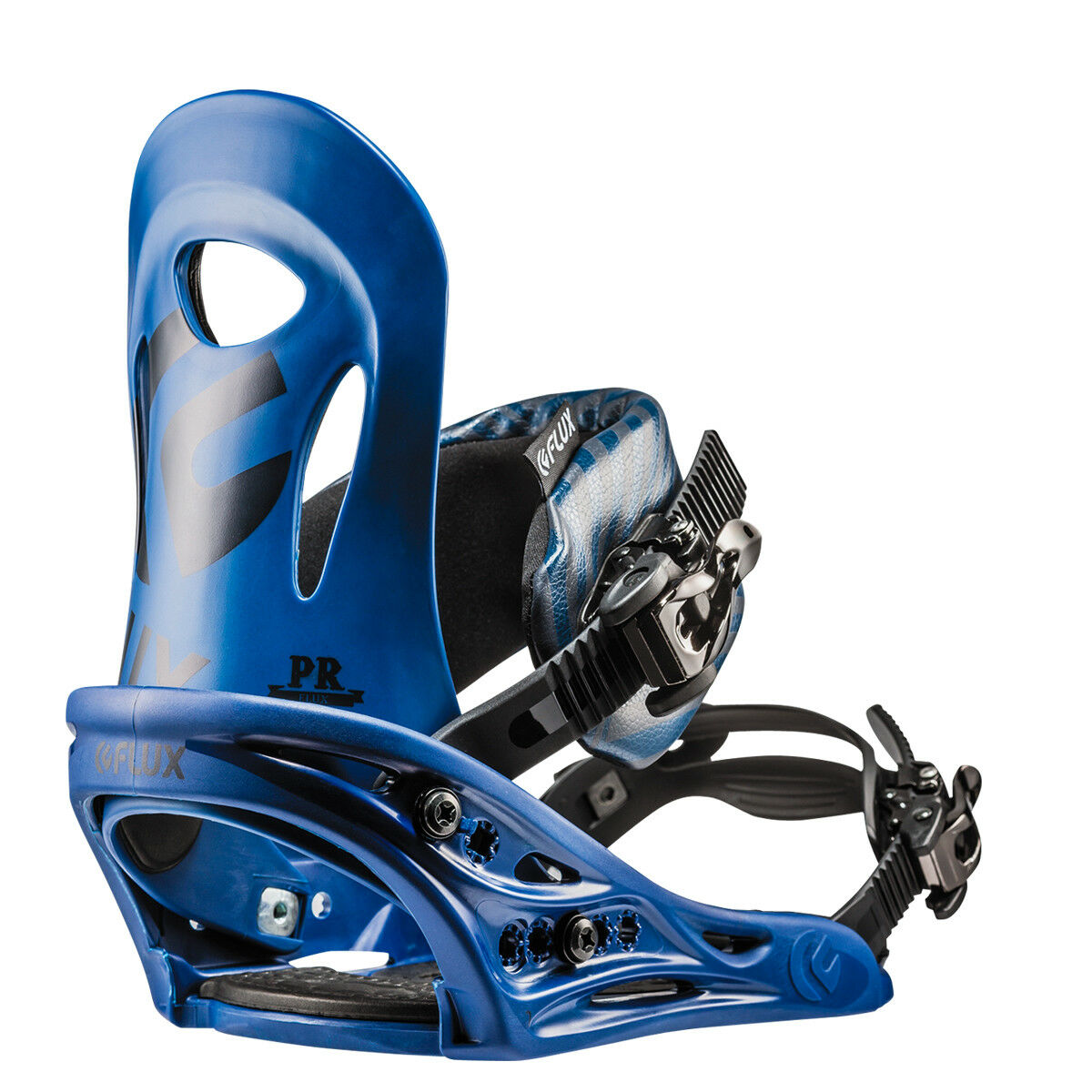 Snowboard Binding Freestyle Mountain Freeride Flux PR 2019 BRAND NEW - 3 FarbeS