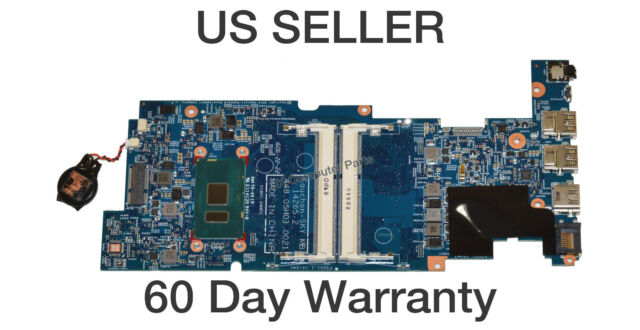Laptop HP Pavilion X360 13t-s100 Motherboard 827823-601 As-is for Repair  C030