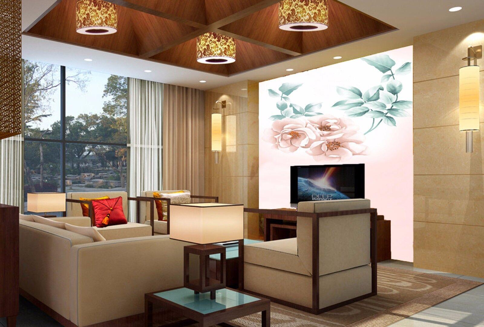 3D Schön Rosa Rosa 964 Tapete Wandgemälde Tapete Tapeten Bild Familie DE Summer | Überlegen  | Lassen Sie unsere Produkte in die Welt gehen  |