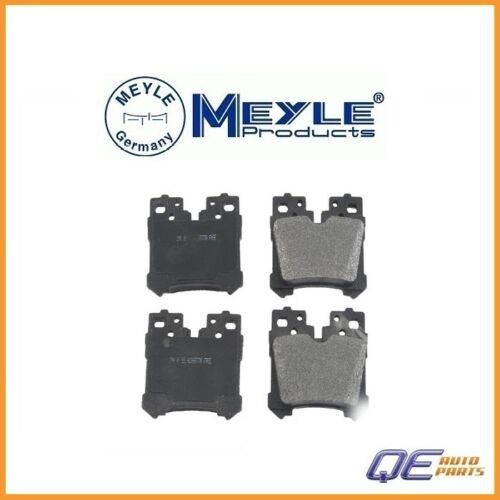 Rear Brake Pads Meyle Semi Metallic D81283SM//8399D1283PMQ For Lexus LS460 LS600h