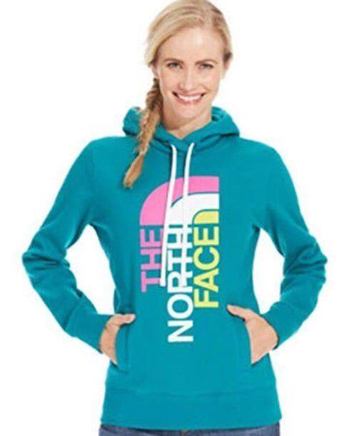 The North Face Women's Half Dome Logo Hoodie Hoodie Hoodie Hooded Sweatshirt Size XS NWT 64e737