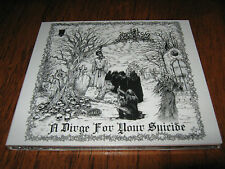 """MIRTHLESS """"A Dirge for Your Suicice"""" CD  wormphlegm thergothon"""